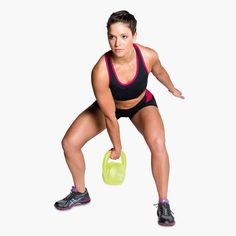 Burn calories in overdrive and shed pounds using these kettlebell exercises! 8 super sculpting exercises incorporating your full body resulting in a more slim and toned figure while burning calories per minunte Kettlebell Workout Routines, Toning Workouts, At Home Workouts, Cardio, Fitness Workouts, Body Fitness, Health Fitness, Fitness Goals, Fitness Motivation