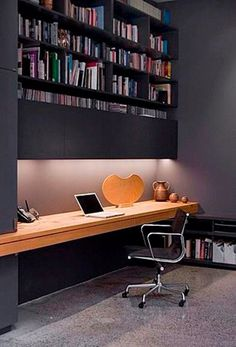 Floating desk anyone? We make similar floating desks with our epic floating desk brackets. Similar to our floating shelf and mantel brackets, our floating desk brackets have rods that stick out of the wall. These uber strong and sturdy rods hold the weight of your desk up with ease, ensuring a carefree study session, a focused time at work, or just a great place to sit. Floating desk brackets are different because it takes a couple different brackets to hold up the desk. This ensures equal…