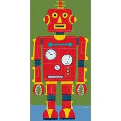Cute Paper Art Robot Robot Art Robot Theme Robot