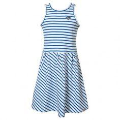 Petrol Industries DRS106 jurk junior sporty blue De Wit Schijndel