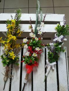 Quilling, Ladder Decor, Presents, Wreaths, Album, Spring, Flowers, Home Decor, Palmas