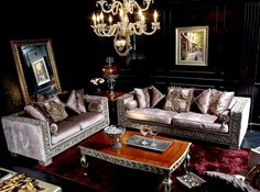 Top Tips To Luxury Italian Style Furniture For The Living Room, #Italian # Furniture