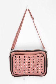 Deena & Ozzy Multi Mixed Crossbody Bag  #UrbanOutfitters