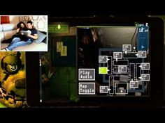 Gameplay en pareja FIVE NIGHTS AT FREDDY´S 3 (IPad) I BloGllero y LucyLook I - YouTube