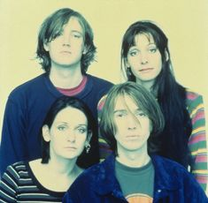 "My Bloody Valentine, one of several shoegaze bands I still love to this day.  Their album ""Loveless"" is one of my Top 5 Favorite Albums of All Time."