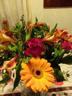 More Flowers from my lovely husband May '14