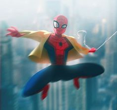 Tom Holland spidey is the best