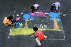 Painting Their OWN FUTURE by gotosumeet.deviantart.com on @DeviantArt