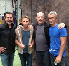 Armageddon Expo: William Kircher, Dean O'Gorman, Peter Hambleton, & Jed Brophy