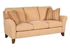 Shop for King Hickory Harmony Fabric Sofa, 3950, and other Living Room Sofas at Woodley's Furniture in Colorado Springs, Fort Collins, Longmont, Lakewood, Centennial, Northglenn. Seat Cushions: High Resiliency, Back Pillows: Semi-attached, Throw Pillows: 2 P21.