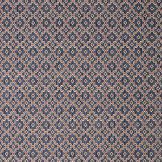 Warwick Fabrics : PEDRO, Colour NAVY