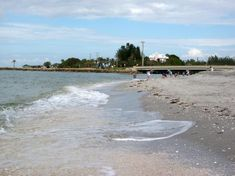 Blind Pass Beach - Sanibel Island -  Make sure to check for Red Tide before you drive there!