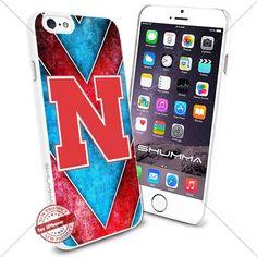 "NCAA Nebraska Cornhuskers iPhone 6 4.7"" Case Cover Protector for iPhone 6 TPU Rubber Case White SHUMMA http://www.amazon.com/dp/B0175LIGES/ref=cm_sw_r_pi_dp_pDiWwb10ZVJFH"