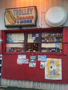 """Type of store I """"worked"""" at when I was a little kid at Dudley Station :)"""