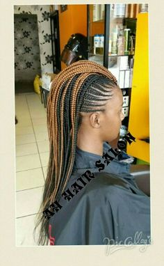 mohawk carrot braids hairstyles