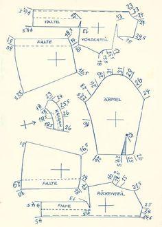 Lutterloh 1938 Book Of Cards -  Models Diagram Card 57