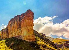 South Africa : Golden Gate Highlands National Park