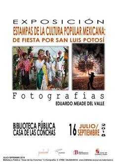 Exposición del fotógrafo mexicano Eduardo Meade del Valle, se basa en documentación de más de 100 fiestas populares de las cuatro regiones del estado. Un trabajo que fue posible gracias al apoyo de la empresa potosina RANMAN, compañía comprometida con el patrimonio cultural, y la Secretaría de Cultura de San Luis Potosí.