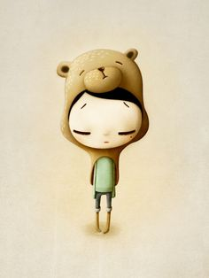 Cute and Funny Character Designs by Marie Breuer illustration Character Design Cartoon, Funny Character, Character Design References, Character Art, Illustration Arte, Illustration Mignonne, Character Illustration, Toy Art, Urso Bear