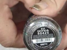 Gold and Silver Glitter Gradient Nails - http://www.nailtech6.com/gold-and-silver-glitter-gradient-nails/