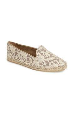 d55d947b852 Cole Haan  Palermo  Leather Espadrille (Women) Chaussures Espadrilles