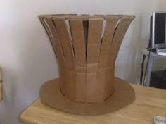 Image result for mad hatter hat centerpieces