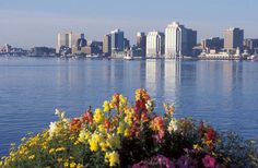 Halifax, most friendly place I have ever visited...