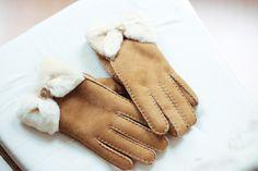 #uggs #gloves