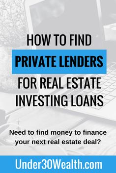 Use this guide to help you raise private money from lenders to finance your next real estate investing deal. Capital is the number one issue investors run into when trying to build their portfolio and acquire properties to build wealth. Topics: Real Estate Investing, Wealth Building, Private Lenders, MoneyTips