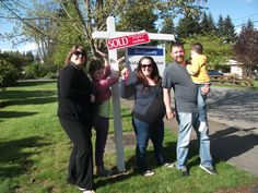Happy Homeowners in Marysville, WA!! Sold by the Diemert Properties Group! 425-308-6641