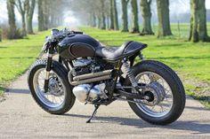 Kawasaki W650 'Merlin' | Old Empire Motorcycles