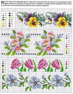 This is an interesting and nice stitch pattern: the Chevron Retro Stitch Wave Crochet pattern which I'm sure you guys would like to know how it is done. This lace chevron stitch is easy to make and is perfect for shawls and blankets. Cross Stitch Rose, Cross Stitch Borders, Cross Stitch Alphabet, Cross Stitch Flowers, Cross Stitch Charts, Cross Stitch Designs, Cross Stitching, Cross Stitch Embroidery, Embroidery Patterns