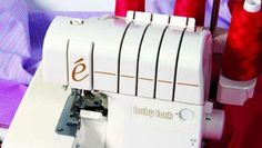 6 Serger Secrets - Threads