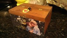 A hand-made box to fill with hand-written notes! It's a fun project and a great gift!