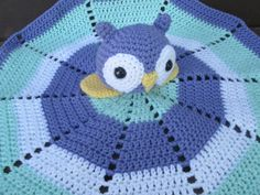 Hey, I found this really awesome Etsy listing at https://www.etsy.com/listing/197341917/crochet-lavender-mint-and-white-owl