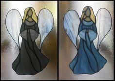 #polandhandmade , #glassatelier , #tiffany , #angels , #anioły