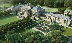 British Surrey mansion by Consero
