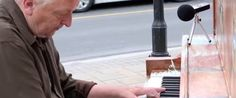 This Man's Impassioned Cover Of 'Say Something' On A Street Piano Will Leave You Speechless