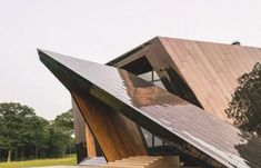 Taking architecture to the next level: 18.36.54 Daniel Libeskind's house - #Architecture #Daniel #house #Level #Libeskinds Architecture Design, Chinese Architecture, Architecture Office, Futuristic Architecture, Classical Architecture, Residential Architecture, Amazing Architecture, Contemporary Architecture, Office Buildings