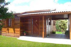 Casa Chick - Venda e Construção de casas de madeira pré fabricadas em Novo Hamburgo - RS