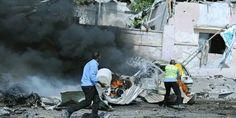 At least 10 killed in suicide car bomb attack in #Somalia