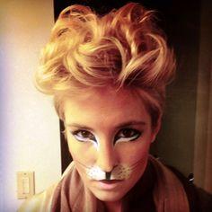 makeup ideas to look like fox in halloween