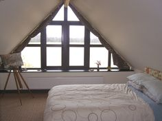 roller blinds triangle window - Google Search