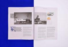 Shillington Post – The America Issue on Behance Album Design, Googie, Brewing Co, Editorial Design, Knowledge, Behance, America, Graphic Design, Writing