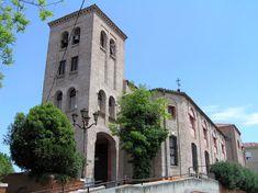 Iglesia de San Miguel de Chamartín, en la actual Avenida de Burgos - Portal Fuenterrebollo