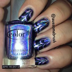 Holo Watermarble
