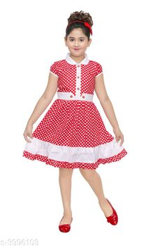Frocks & Dresses  Doodle Classy Cotton Kid's Girl's Frocks Fabric: Cotton Sleeve Length: Short Sleeves Pattern: Printed Multipack: Single Sizes: 4-5 Years  - 24 in 5-6 Years - 26 in 1-2 Years - 18 in 3-4 Years - 22 in 6-7 Years - 28 in 2-3 Years - 20 in Country of Origin: India Sizes Available: 2-3 Years, 3-4 Years, 4-5 Years, 5-6 Years, 6-7 Years, 1-2 Years   Catalog Rating: ★4 (519)  Catalog Name: Cutiepie Stylish Girls Frocks CatalogID_564766 C62-SC1141 Code: 952-3996103-975