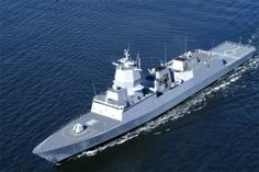 Norweigan Navy Spanish-built 5,100 tonne frigate KNM Fridtjof Nansen is named after a famous Norwegian explorer.Has crew of 120, & can operate in the waters for 30 days straight without refueling and collecting new provisions.