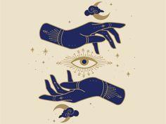 Eye Illustration, Graphic Design Illustration, Tattoo Minimaliste, Evil Eye Art, Aesthetic Art, Art Inspo, Art Reference, Art Drawings, Sketches