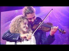 I want a guy to do this for me!! David Garrett - Classic Revolution Tour - Nürnberg 9.10.2014 - Your Song/Elton John - YouTube